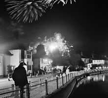 Lindfield Bonfire Night 2013 #7 by Matthew Floyd