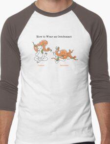 Octobonnet Men's Baseball ¾ T-Shirt