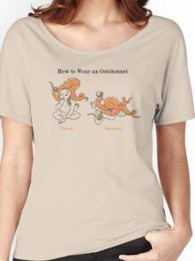 Octobonnet Women's Relaxed Fit T-Shirt