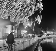 Lindfield Bonfire Night 2013 #5 by Matthew Floyd