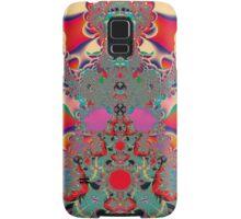 Red Meditation Samsung Galaxy Case/Skin