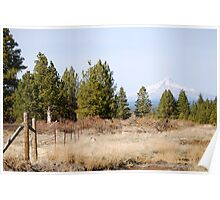 Mt. Hood Oregon Poster