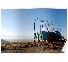 Oregon Trail Interpretive Center Poster