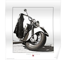 Full Leather Jacket Poster