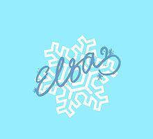 Elsa Symbol & Signature by kferreryo