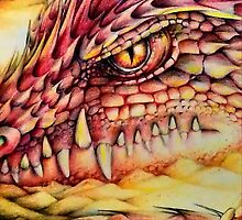 Smaug 2 by Unicornuss