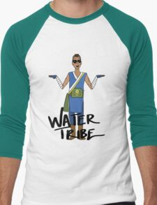 ~WATER TRIBE!~ Men's Baseball ¾ T-Shirt