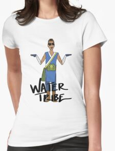 ~WATER TRIBE!~ Womens Fitted T-Shirt