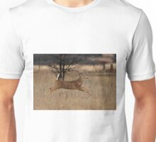 Grass Hopper - White-tailed Deer Unisex T-Shirt