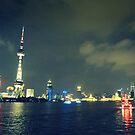 Huangpu River, Shanghai by Chris Millar