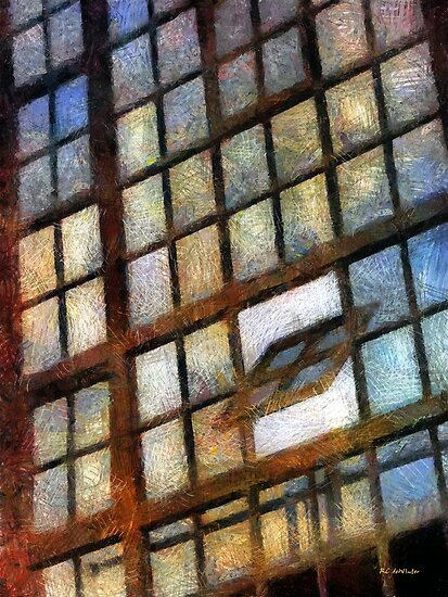 Sunrise Tilt by RC deWinter