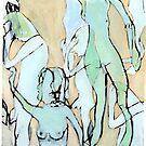 pale nudes by H J Field