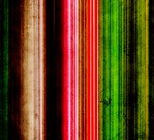 Array of Textured Colors by Phil Perkins