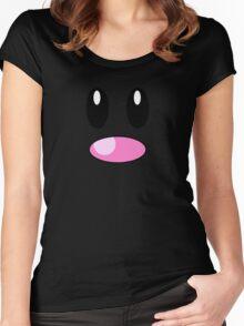 Diglett Women's Fitted Scoop T-Shirt