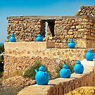 Berber Village - Tunisia by Alan Robert Cooke