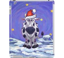 Cow Christmas iPad Case/Skin