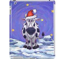 Cow Christmas iPad Case/Skin