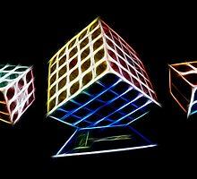 rubiks cube by nhk999