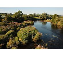 River Finn At Clady Photographic Print