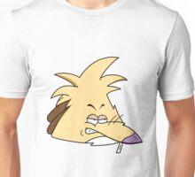Angry Beaver Bird Norbert Unisex T-Shirt