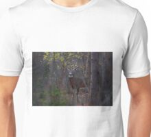 Deep Woods Buck - White-tailed Deer Unisex T-Shirt