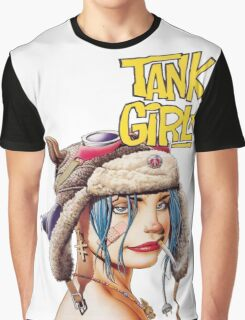 Tank Girl Graphic T-Shirt