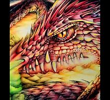 Smaug 3 for iPad by Unicornuss