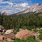 Mt. Lassen and Vulcan's Castle by Kathleen Bishop