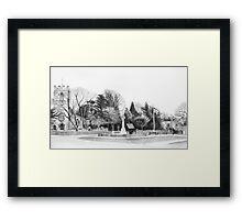 Aldridge Parish Church Framed Print
