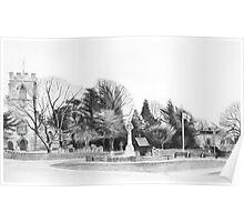 Aldridge Parish Church Poster