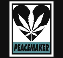 Budding Hearts - Peacemaker, Logo Big Inverted by alexcaughtfire