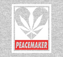 Budding Hearts - Peacemaker, Logo Big Inverted Red Unisex T-Shirt