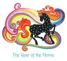 the Year of the Horse by Nonna Mynatt