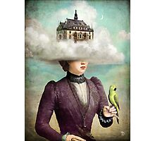 Castle in the Clouds Photographic Print