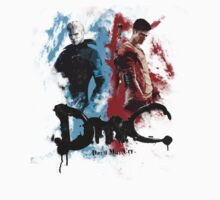 DmC 'Devil May Cry' - Worlds Collide by MrTomG