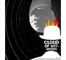 Cloud of Witnesses by rtiposters