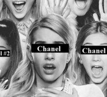 Chanels Sticker