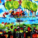 Colours of the Huon Valley by Rachel Ireland-Meyers
