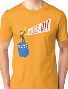 ALLONS-Y!! Deux Unisex T-Shirt