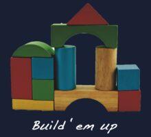 Build em up! One Piece - Long Sleeve