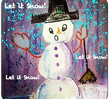 Let it Snow! Let it Snow! Let it Snow! by Trippy Publishing