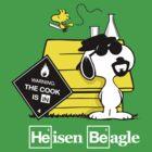 Heisenbeagle by warbucks360