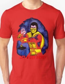 Mortal Kombat Scorpion Unisex T-Shirt