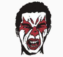 Scream  clown face by Josemiquel