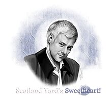 Scotland Yard's Sweetheart by Clarice82