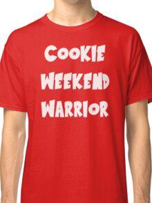 COOKIE WEEKEND WARRIOR Classic T-Shirt