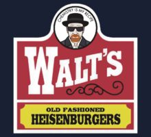 Walter White Heisenburger by Freedomist