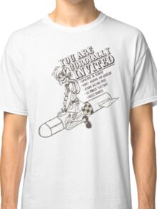 You Are Cordially Invited Classic T-Shirt
