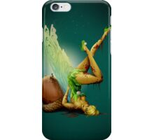 Zombie Pin-up Tinkerbell iPhone Case/Skin