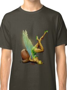 Zombie Pin-up Tinkerbell Classic T-Shirt